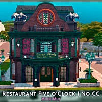 Restaurant Five O'clock