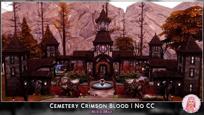 Sims 4 Forgotten Hollow & Batuu   Reinvented World at MikkiMur