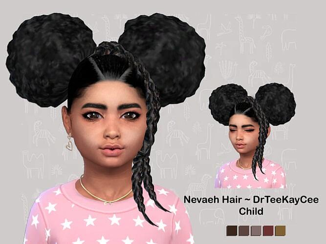 Nevaeh Hair Child By Drteekaycee