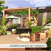 Surrounded By Green Eco Cabin By Lhonna