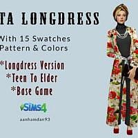 Hijab Model 080 & Tamita Longdress