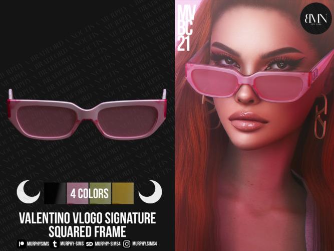 Squared Acetate Frame