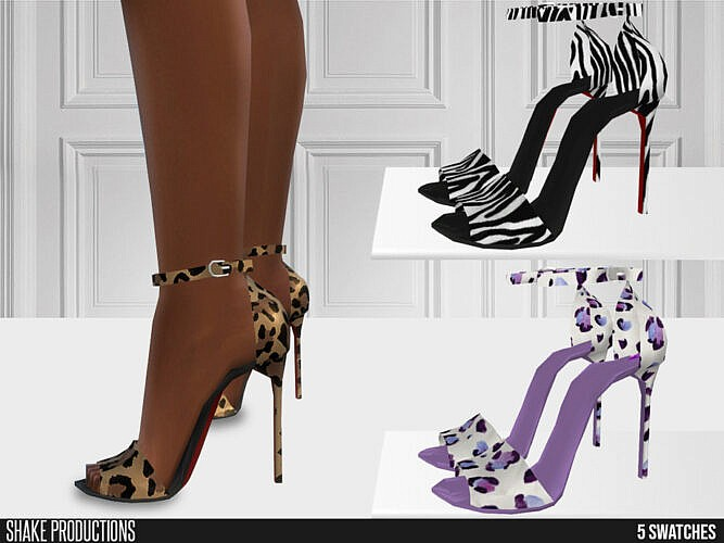 661 High Heels By Shakeproductions
