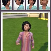 Logan Kids Hair