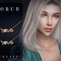 Necklace 29 By Bobur3