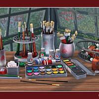 Rita Clutter Set By Soloriya