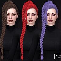 Scarlet+ Macie + Priscilla + Nightcrawler 15 Hairs