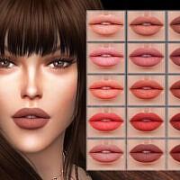 Lipstick Z53 By Zenx
