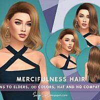 Mercifulness Hair