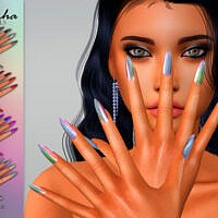 Lenha Nails By Suzue