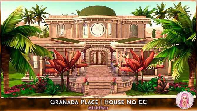 Granada Place Mansion