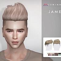 James Hair 144 By Tsminhsims