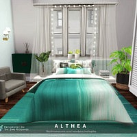 Althea Bedroom 1 By Melapples
