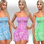 Floral Summer Dresses By Saliwa