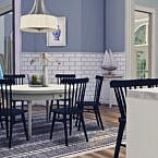 Tucker Dining Set: Chair, Barstool And Table