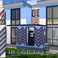 Mb Solid Siding Spike Set By Matomibotaki