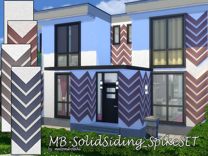 Mb Solid Siding Spike Set By Matomibotaki