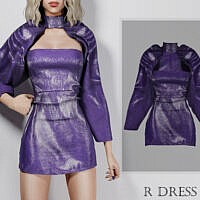 R Dress By Turksimmer