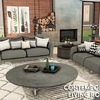 Contemporary Living Room By Xogerardine