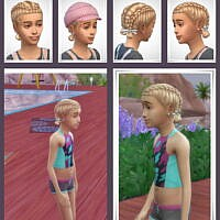 Leah Kids Hair