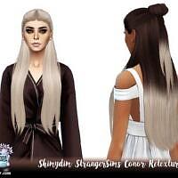 Strangersims Conor Hair + Ombre