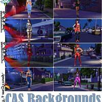 Del Sol Valley 2021 Cas Backgrounds