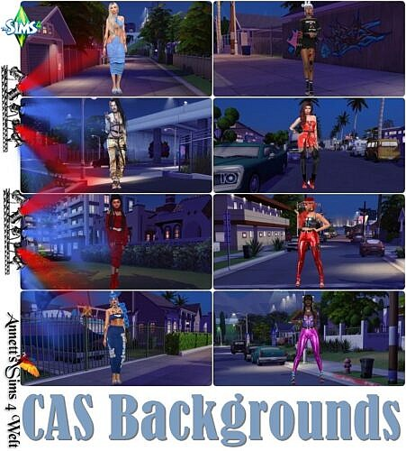 Del Sol Valley 2021 Cas Backgrounds
