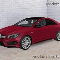 2015 Mercedes-benz Cla45 Amg