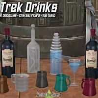 Star Trek Clutter By Sandy