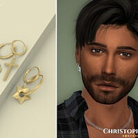 Ocean Earrings By Christopher067
