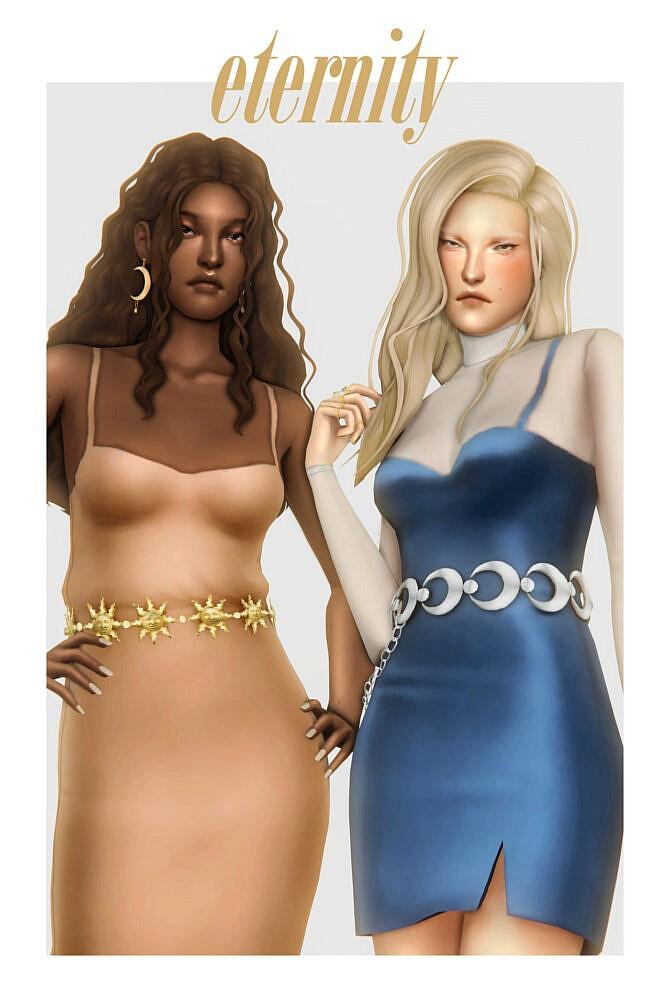 Sims 4 Eternity CC pack at Clumsyalienn