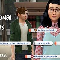 Emotional Socials By Helaene