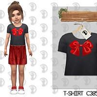 T-shirt C385 By Turksimmer
