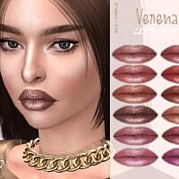 Imf Verena Lipstick N.332 By Izziemcfire