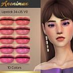 Lipstick 34+35 V2 By Anonimux Simmer