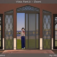 Vista Set Part.2 Doors By Mincsims
