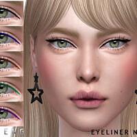 Eyeliner N107 By Seleng