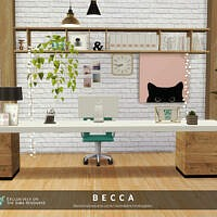 Becca Office By Melapples