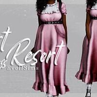 Last Resort Dress