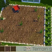 Tx – Dirt Terrain Set By Theeaax