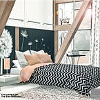 Shin Bedroom By Moniamay72