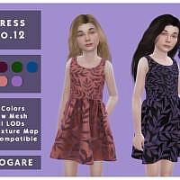 Dress No.12 By Akogare