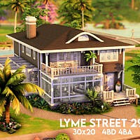 Lyme Street 29 By Xogerardine