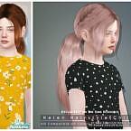 Helen Hairstyle [child] By Darknightt