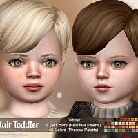 Kean Hair Toddler