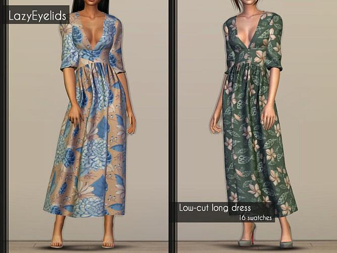 3 Dresses Set