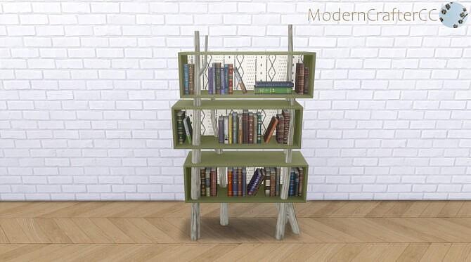 Woodlands Bookshelf
