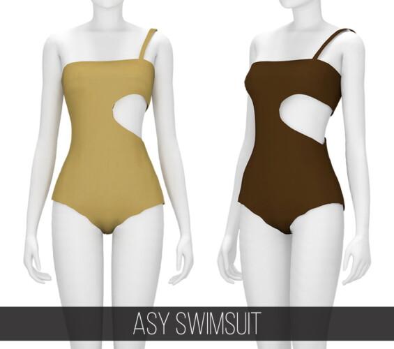 Asy Swimsuit