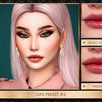 Lips Preset #7 By Jul_haos