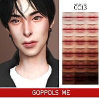 Gpme-gold Natural Lips Cc13